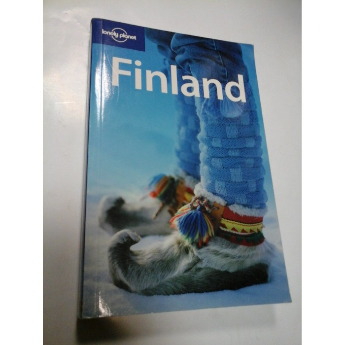 FINLAND - ghid turistic LONELY PLANET