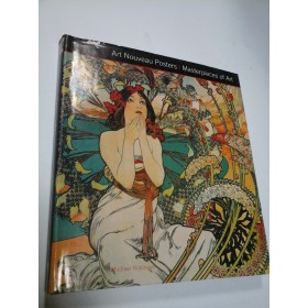 ART NOUVEAU POSTERS - MASTERPIECES OF ART - Michael Robinson - ALBUM ARTA