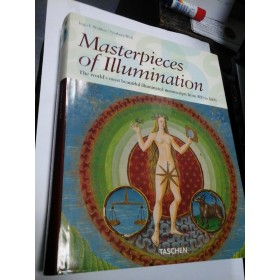 MASTERPIECES OF ILLUMINATION (Manuscrise) - Ingo F.Walther / Norbert Wolf