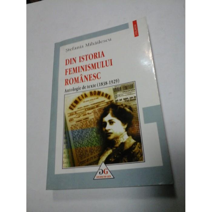 Istoria feminismului