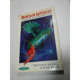 MONTAUK  REVIZITAT  - PRSTON B. NICHOLS / PETER MOON
