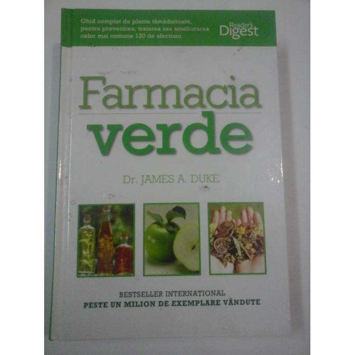 FARMACIA  VERDE  -  JAMES  A.  DUKE