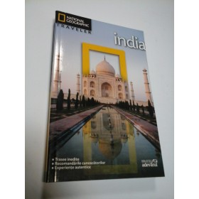 INDIA - National Geographic Traveler - ghid turistic