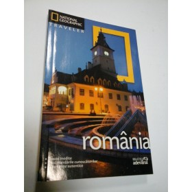 ROMANIA - National Geographic Traveler - ghid turistic