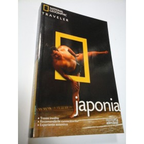 JAPONIA - National Traveler Geographic - ghid turistic