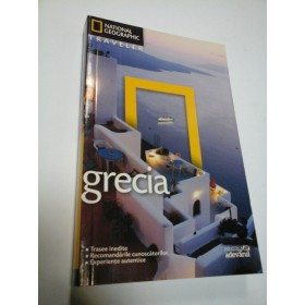 GRECIA - National Geographic Traveler - ghid turistic