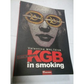 KGB IN SMOKING - VALENTINA MALTEVA